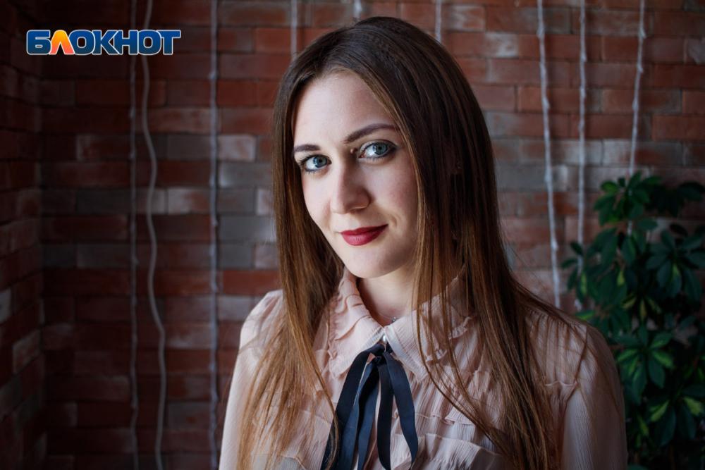 «Все конкурсантки достойные, но я – лучше»: участница «Мисс Блокнот Ростов» Алина Месянжина