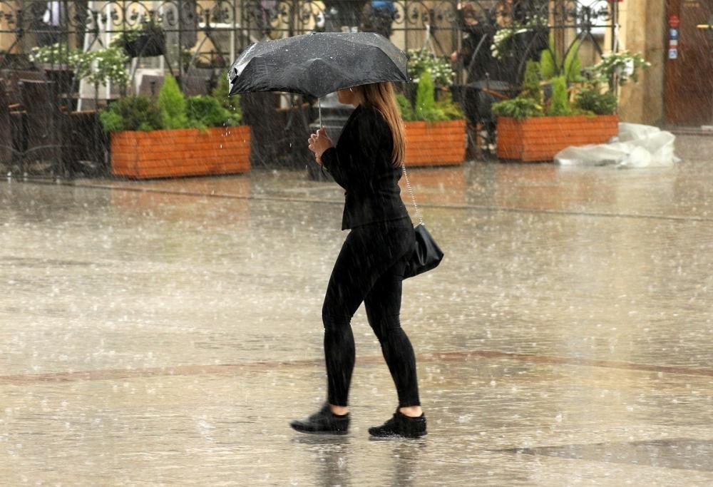 ВРостове ждут дождь игрозу: прогноз погоды насреду, 31июля