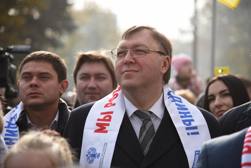 Председатель ростовского заксобрания «единоросс» иорденоносец Ищенко скупает недвижимость заграницей