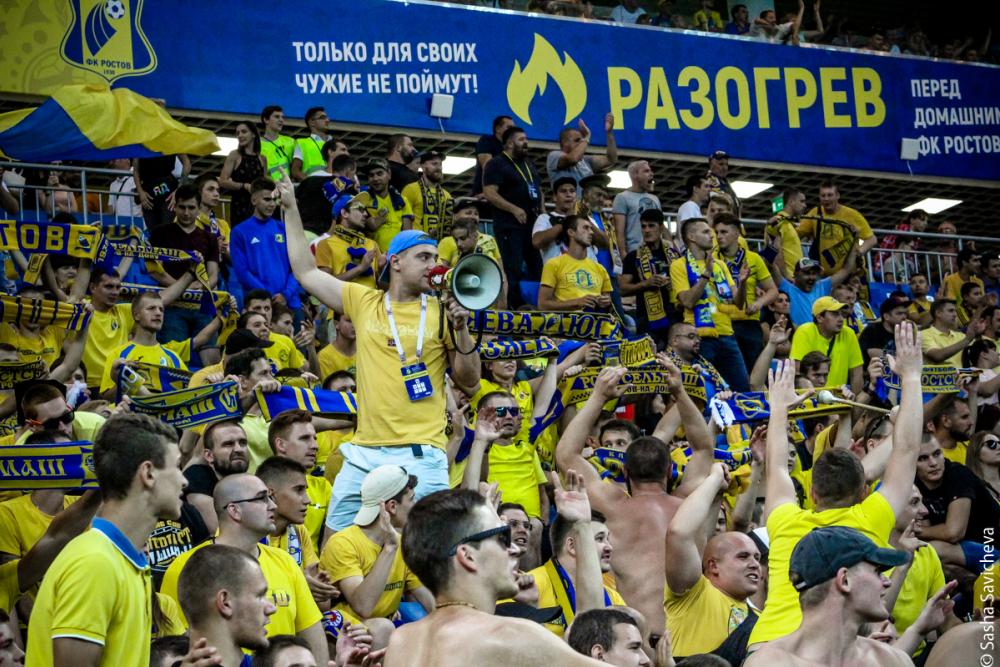 Уже вовтором туре чемпионата страны «Ростов» сыграет дома со«Спартаком»