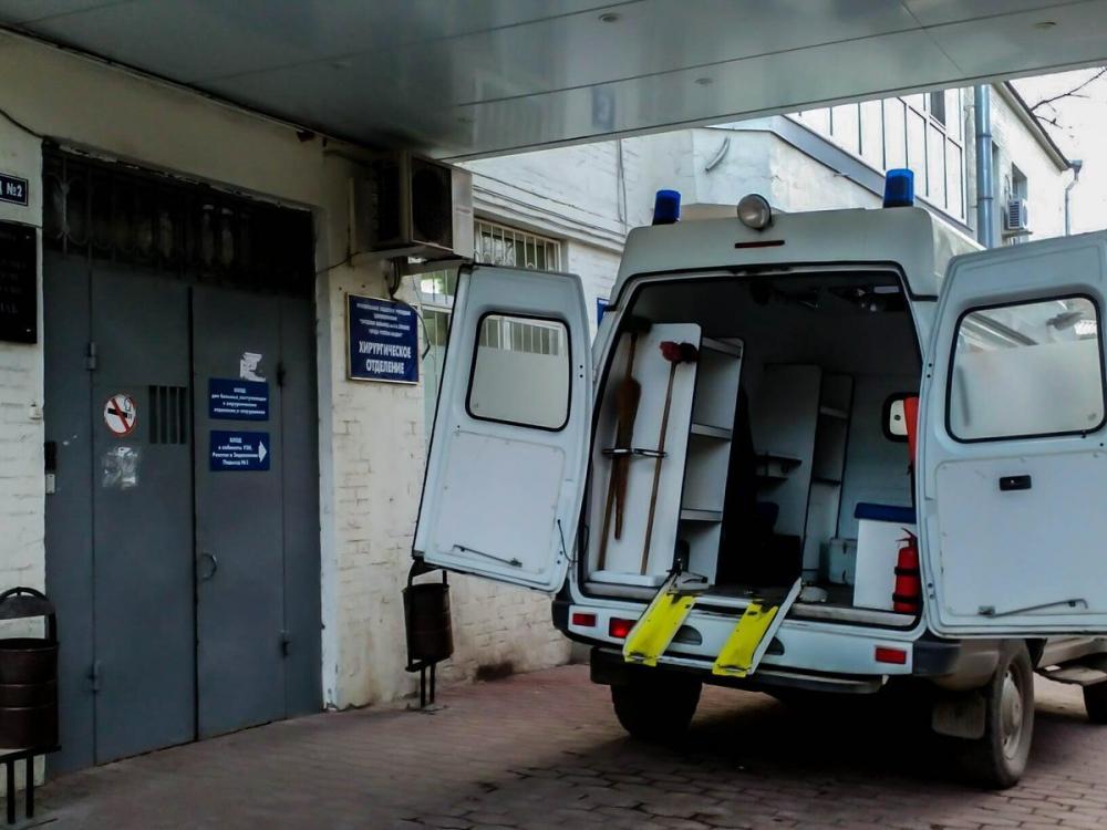 Станцию скорой помощи в закрыли из-за пожарных нарушений в Ростове