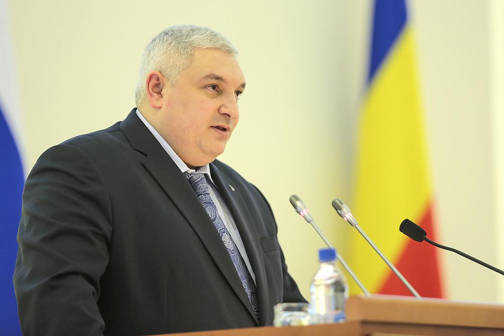 После скандала с благоустройством «Ростов-Арены» уволился министр строительства