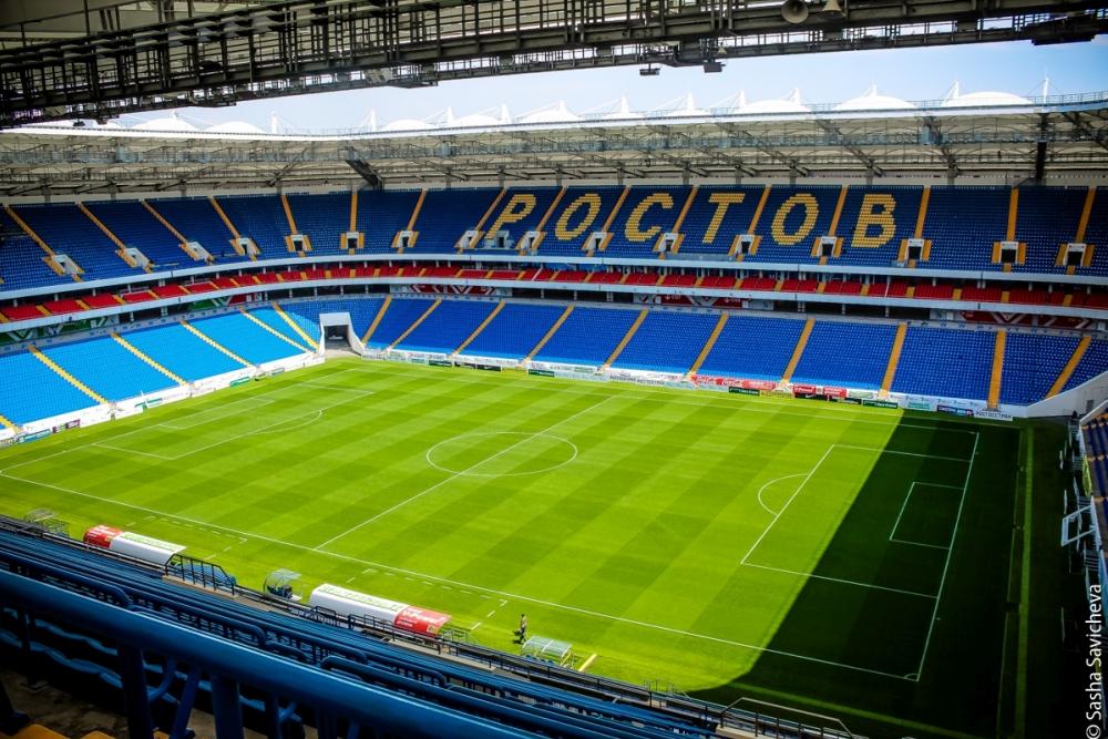 На стадионе «Ростов Арена» пройдет отборочный матч молодежного ЧЕ-2021