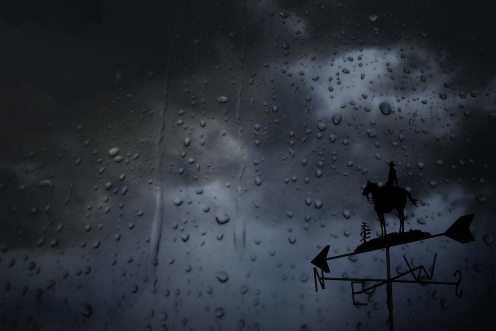 НаРостов надвигается сильный шторм