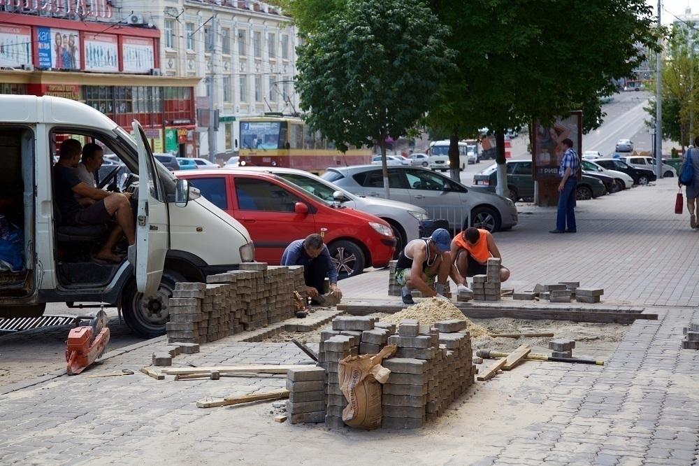 От стихии, по подсчетам чиновников, пострадало около 2000 квадратных метров Буденновского
