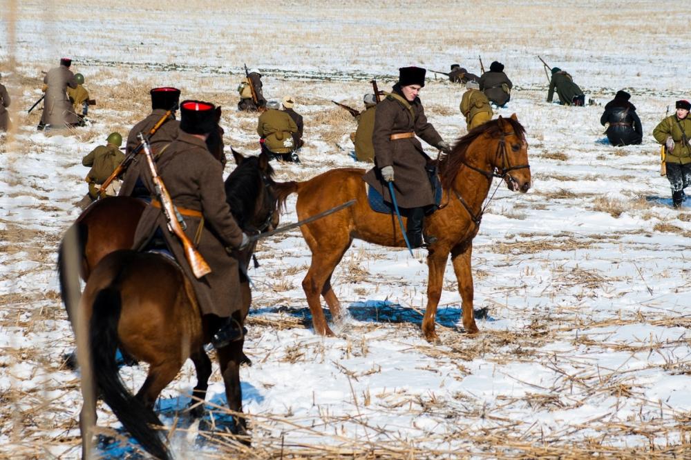 ВРостове-на-Дону воссоздадут эпизод Великой Отечественной войны