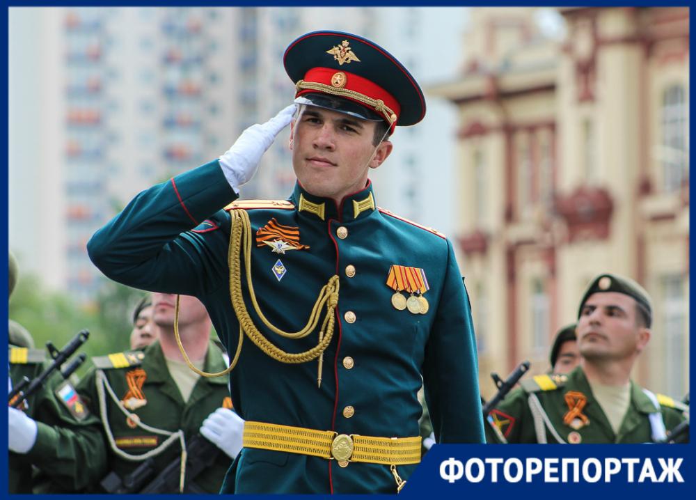 Парад Победы в Ростове: показываем, как это было
