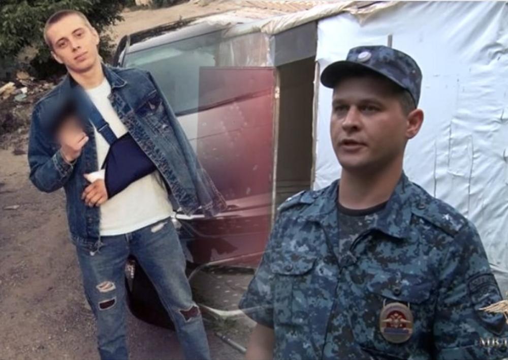 Участковый из Азова сбил насмерть юношу и спрятал труп