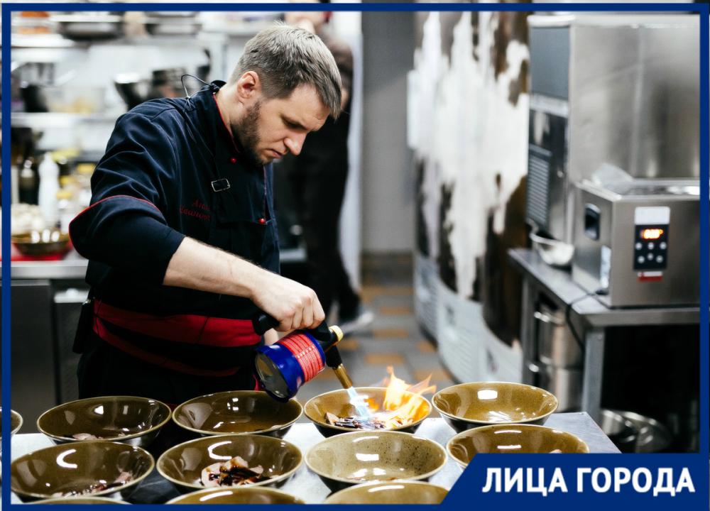 Шеф-повар ростовского ресторана «Корова»: любит простые пельмени инепонимает, зачем выкладывать фото еды всоцсети