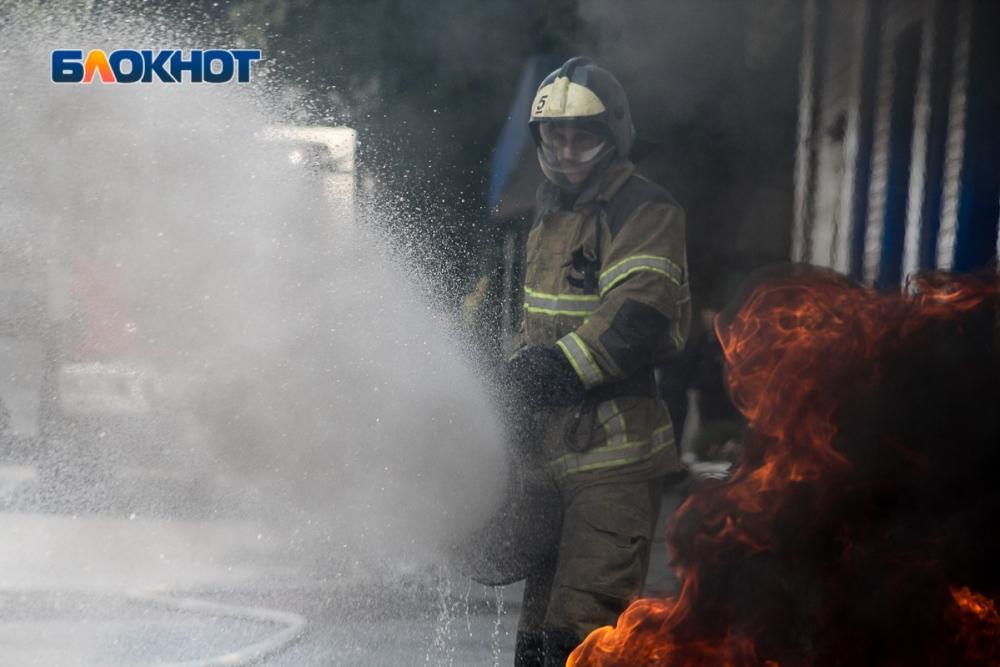 Дончанин сжег дом отказавшей ему женщины