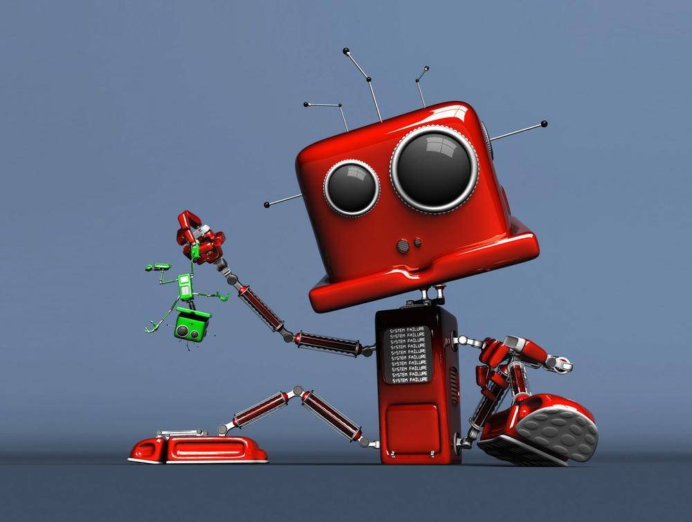 Усталость и разочарование остались у дончан после выставки роботов в Ростове