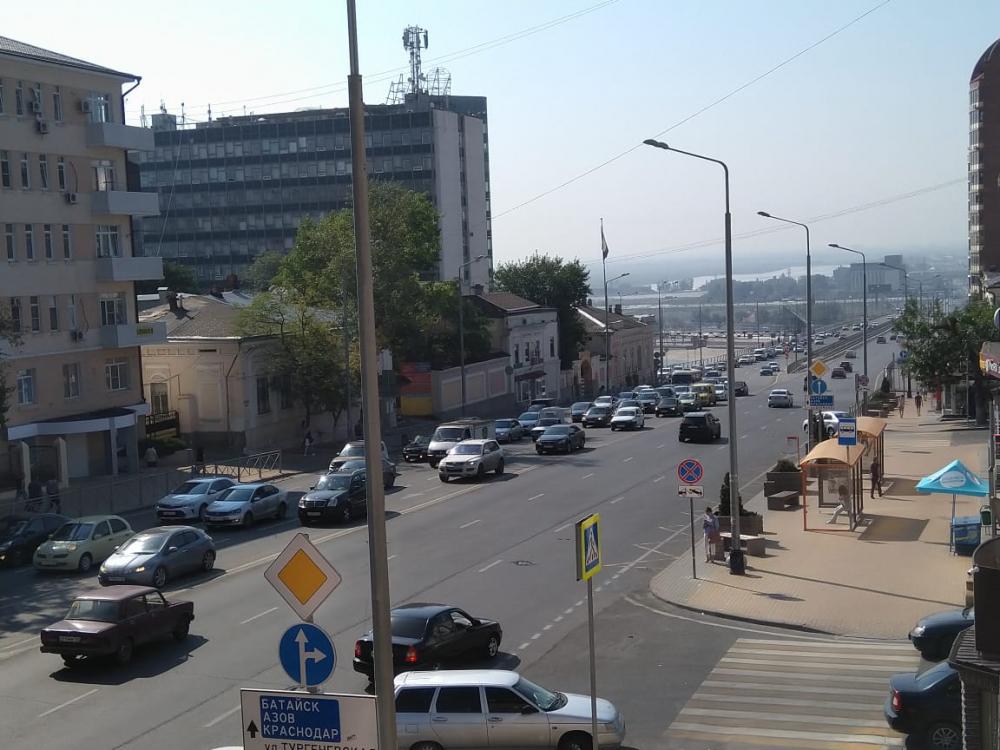 В топ-5 регионов РФ по числу автомобилей вошла Ростовская область