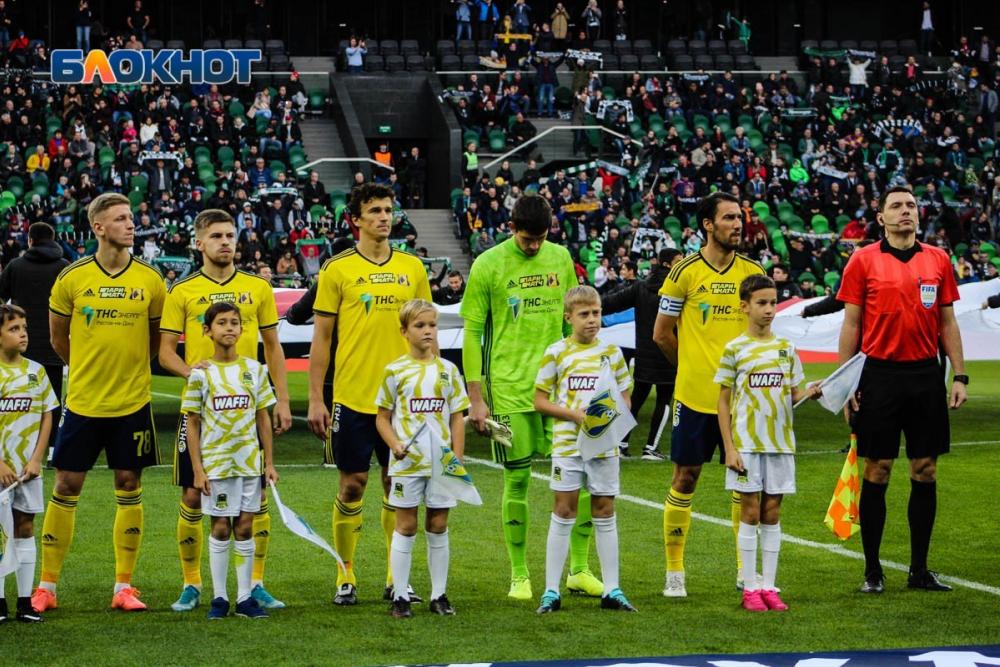 Из«Ростова» могут уйти Карпин ишесть игроков