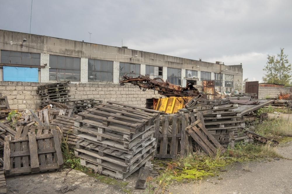 ВРостове разнорабочий украл состройки 80 мешков штукатурки