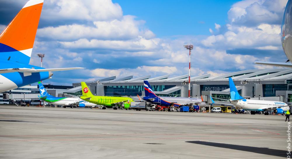 Два пьяных пассажира рейса «Ростов— Москва» устроили переполох, выпустив всалоне самолета саранчу