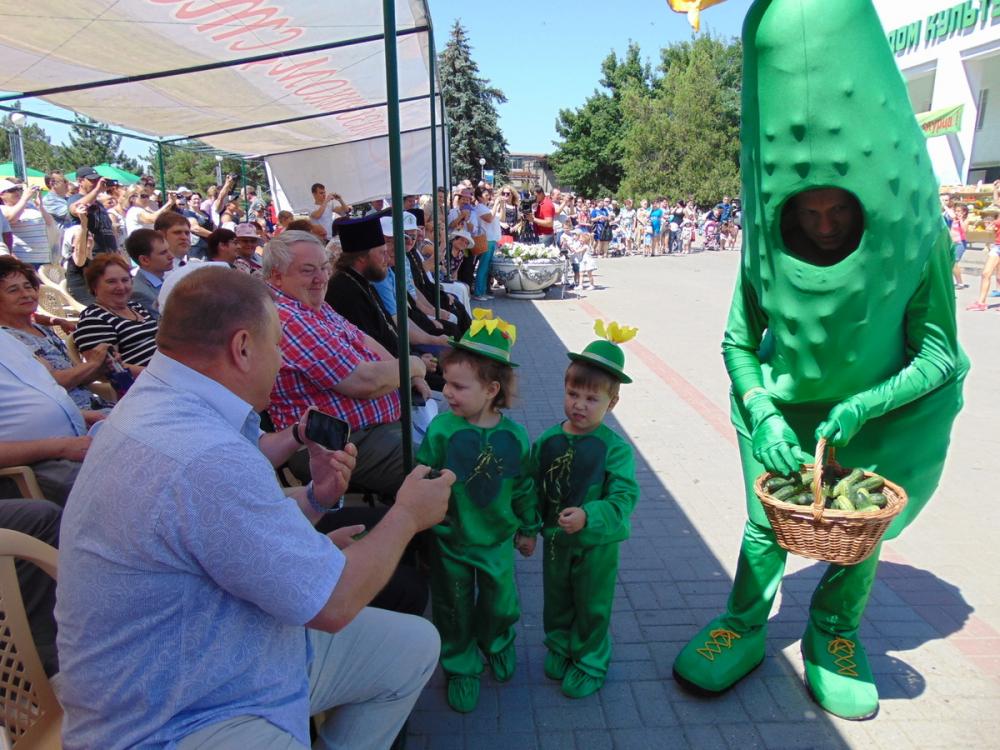 ВРостовской области пройдет традиционный День огурца