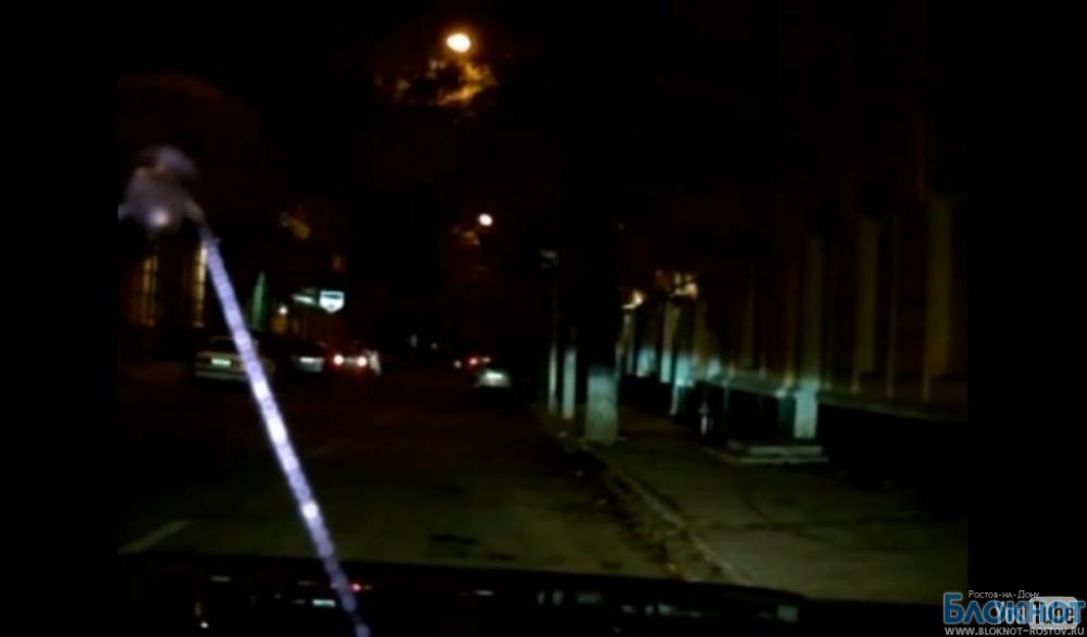 Ростовчанин снял собственное ограбление на видео
