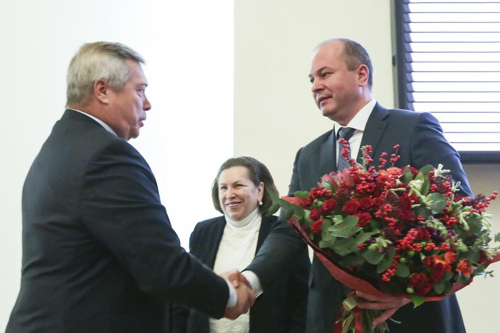 «Ушел человек, но работа не остановилась»: Голубев прокомментировал отставку Кушнарева