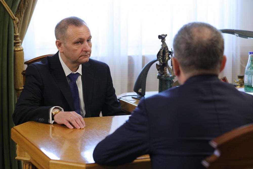 Главным казначеем Ростовской области стал Валерий Бородулин