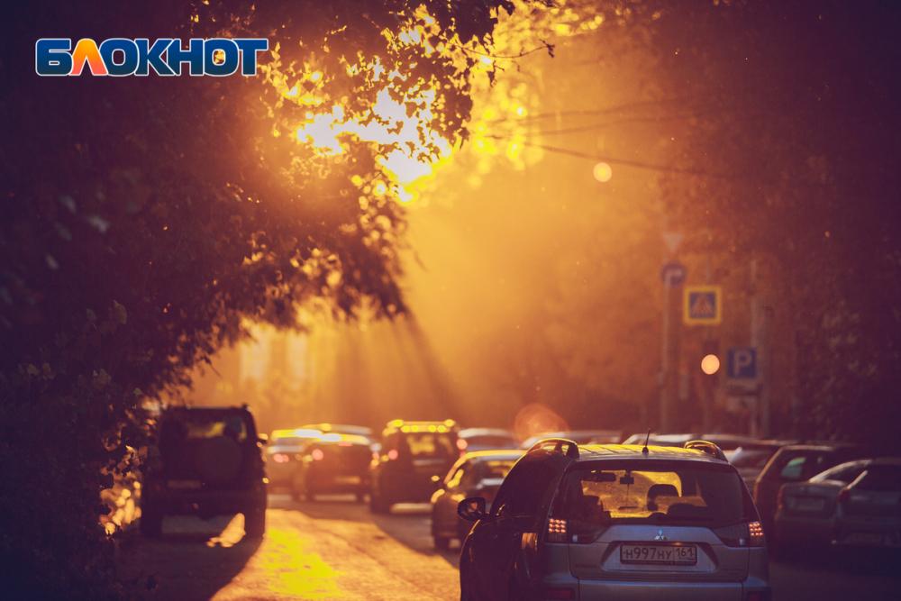 В Ростове начинается еще одна теплая неделя