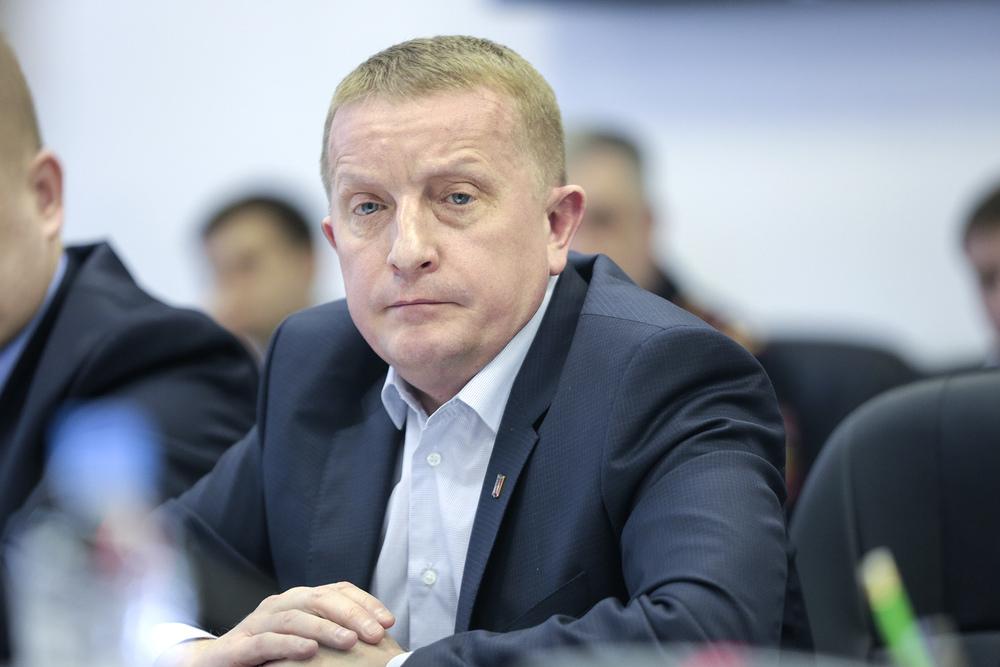 Нашелся бывший сити-менеджер Ростова Сергей Горбань