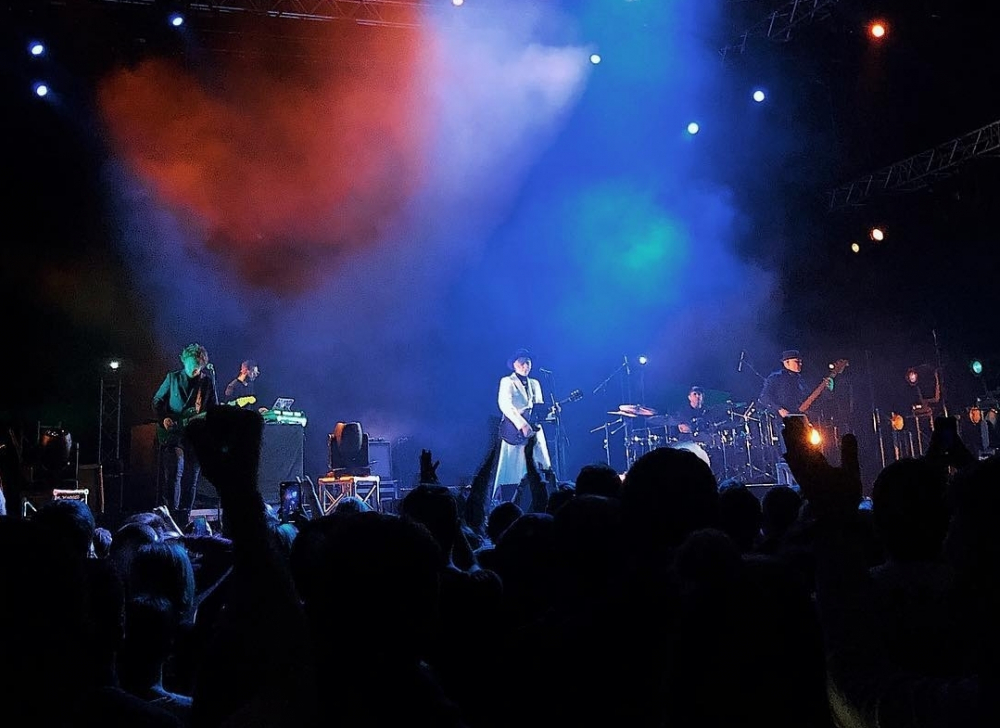 «Мечта сбылась!»: ростовчане в восторге от концерта «Мумий Тролля»