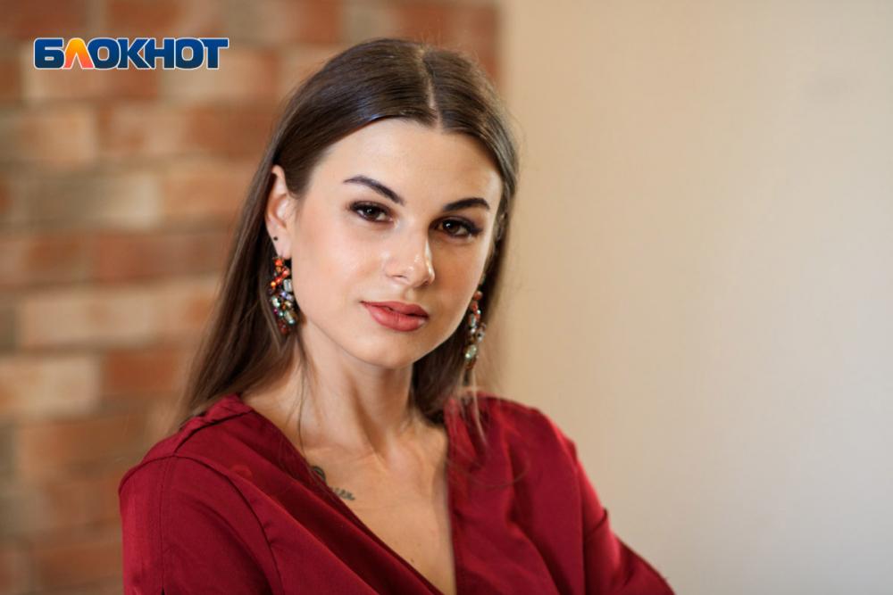 «Женская дружба - это миф»: участница конкурса «Мисс Блокнот Ростов-2019» Виктория Сафонова