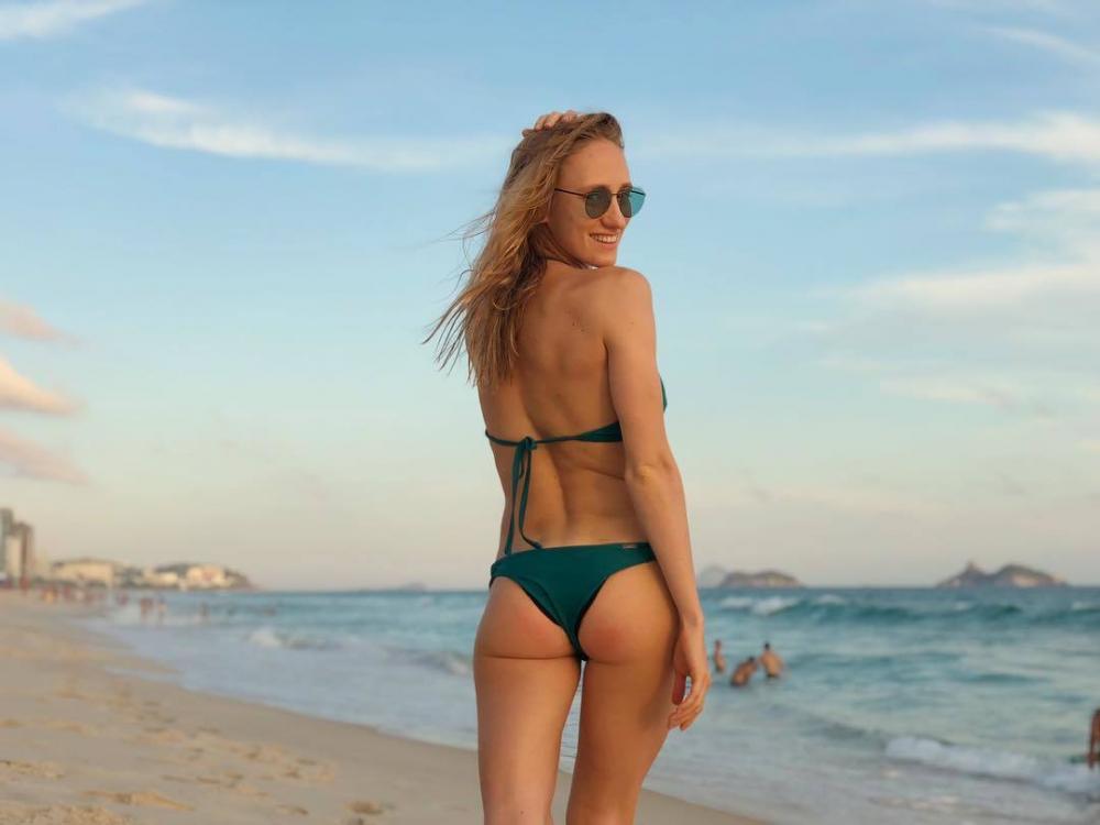 Ростовская «русалочка» Влада Чигирева рассказала, где проведет отпуск