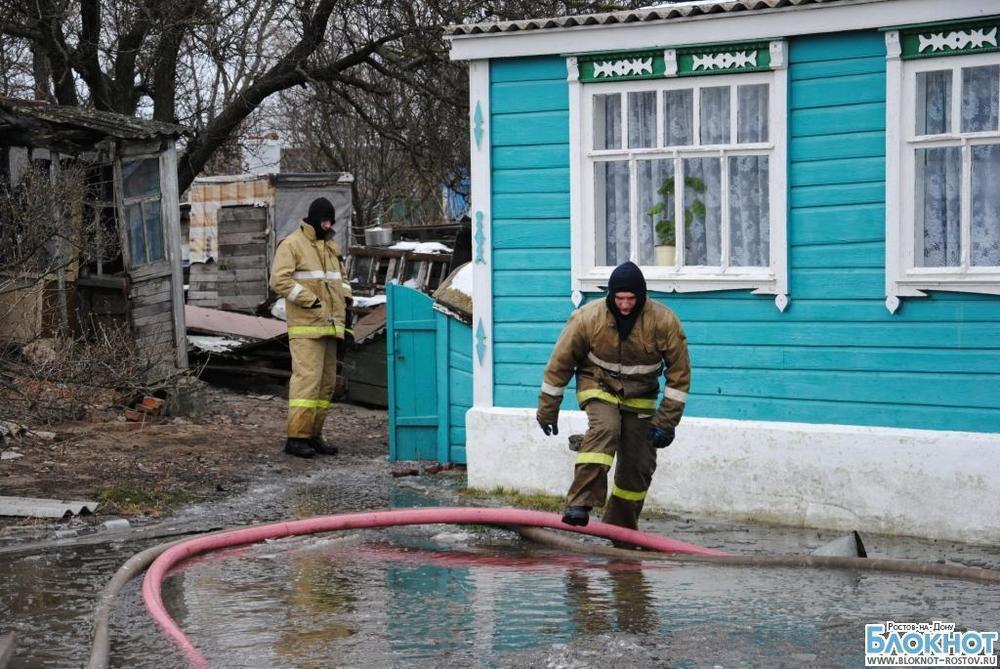 В Ростовской области ущерб от паводка подтвержден в 1331 домовладении