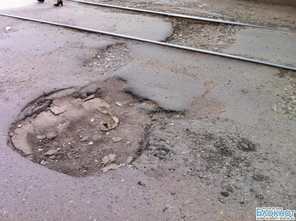 Ростовская прокуратура через суд обязала дорожников Советского района заделать ямы на дорогах