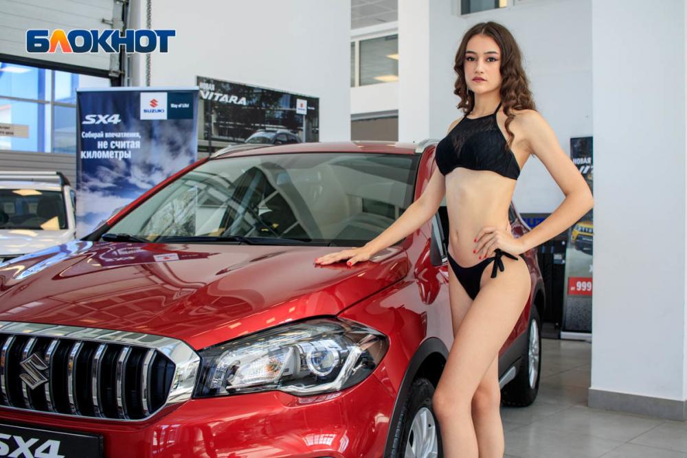 «Я хочу красный «Мерседес»: участница «Мисс Блокнот Ростов-2019» Арина Береговая