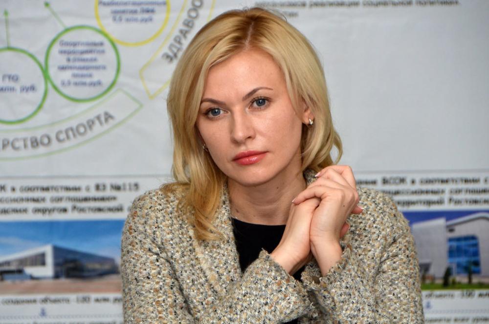 Самый сексуальный депутат ростовского ЗС, прославившаяся благодаря айфону, зашесть лет разбогатела втри раза