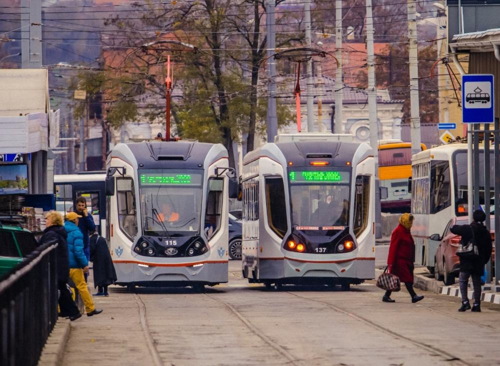Как сделать электротранспорт Ростова удобным: топ-5 советов для горадминистрации