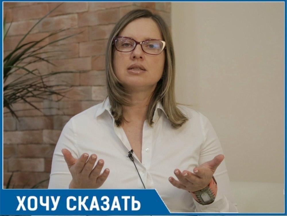 - Не хочу верить, что Ростову не нужен детский футбол! - Маргарита Звягина