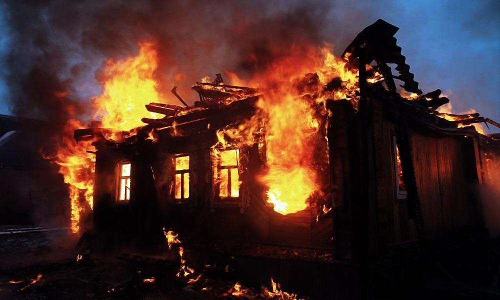 Пылающее здание стало могилой для троих ростовчан