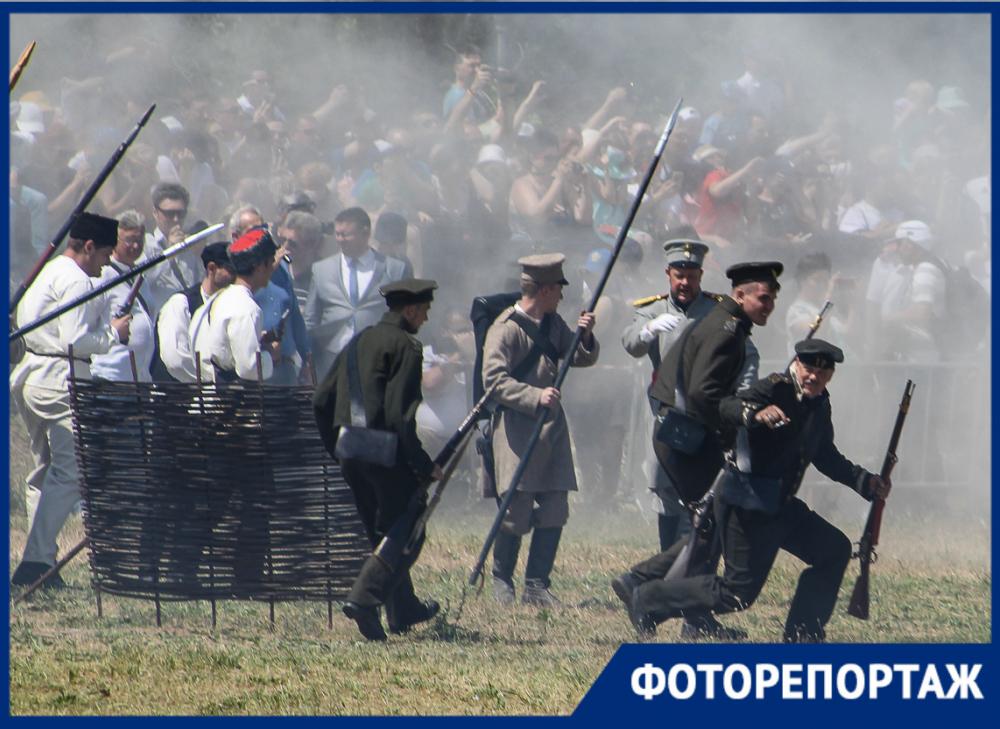 Гром орудий, ярость рукопашной и красивые дамы: показываем, как Таганрог отбивал атаки англо-французского десанта