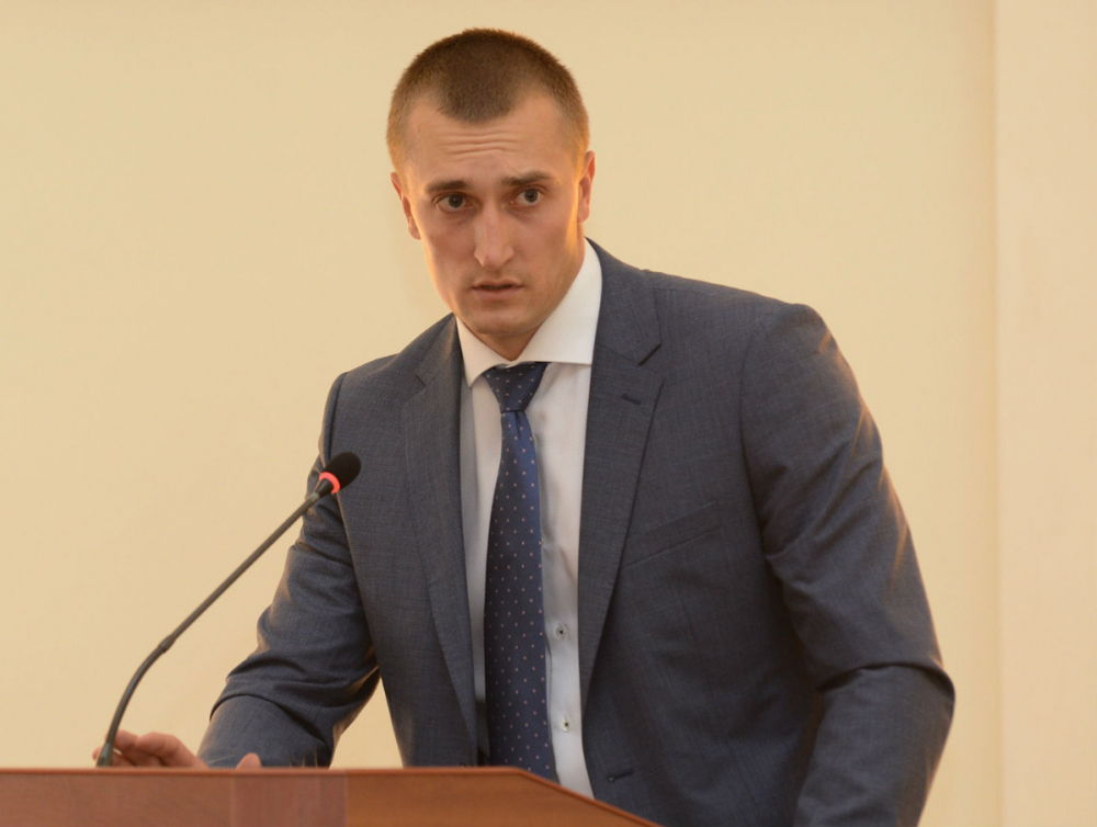 Талантливого и спортивного Станислава Марченко поздравляют с днем рождения друзья и коллеги