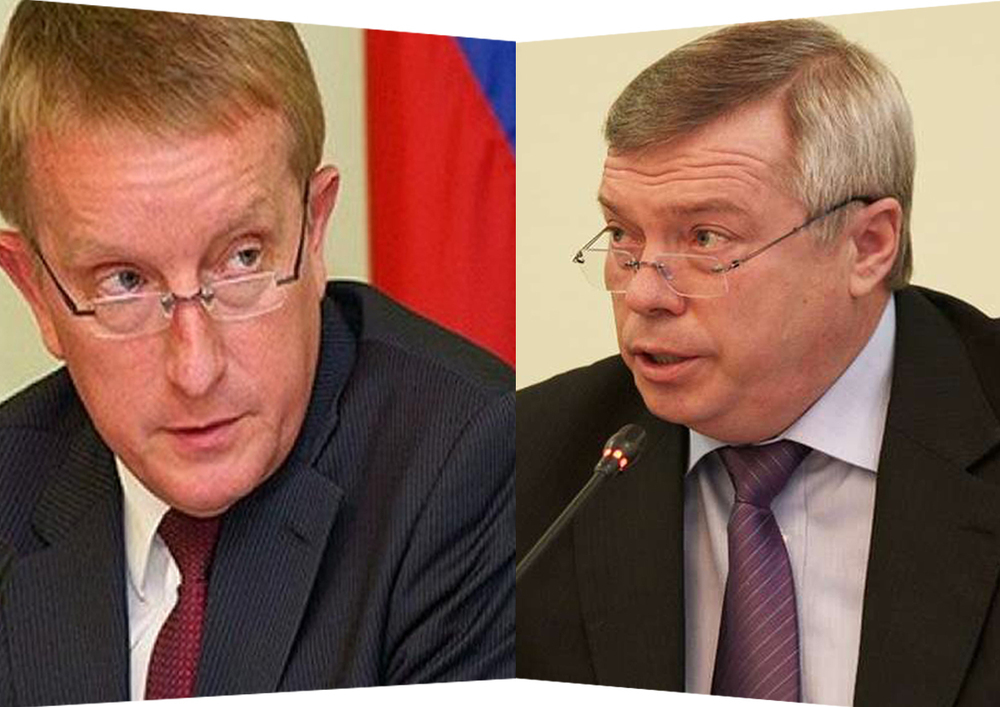 Объезд объектов к ЧМ завершился спором между Голубевым и Горбанем