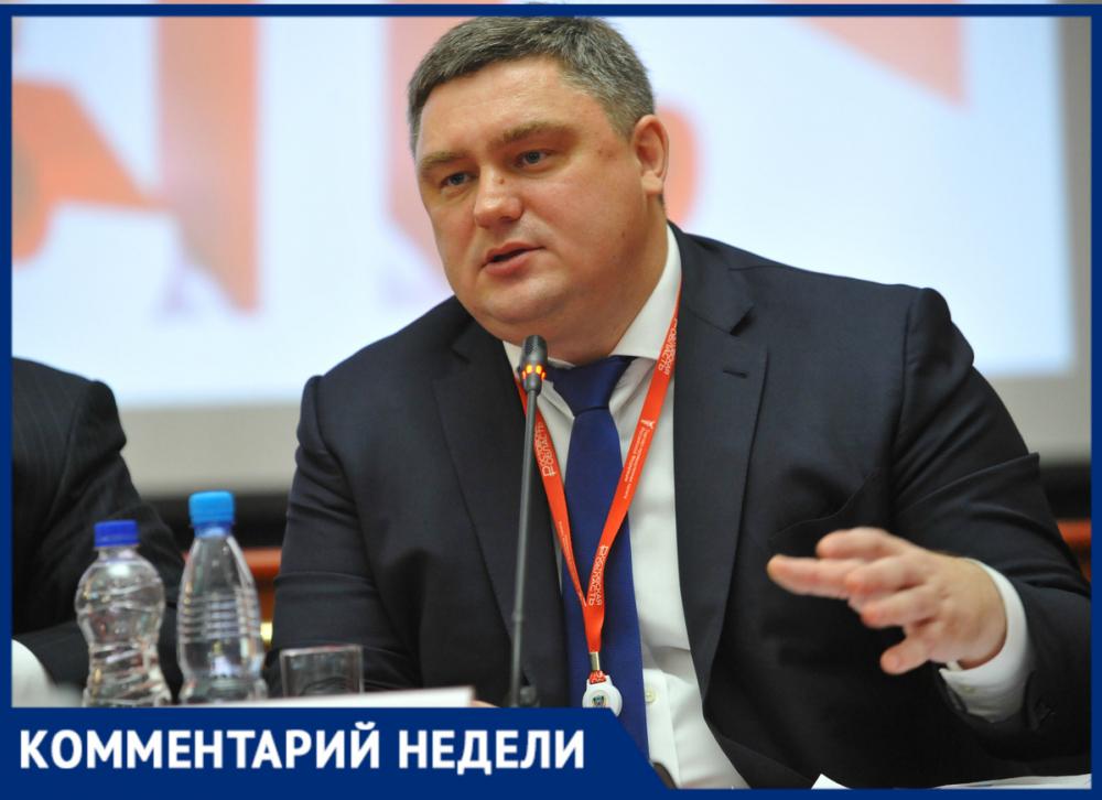 Власти хотят сделать новое колесо обозрения символом Ростова