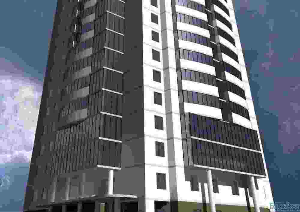 Ростовчане требуют запретить строительство небоскреба на Буденновском