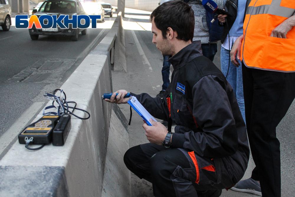 При аварии не спасут: ростовские общественники раскритиковали дорожные ограждения