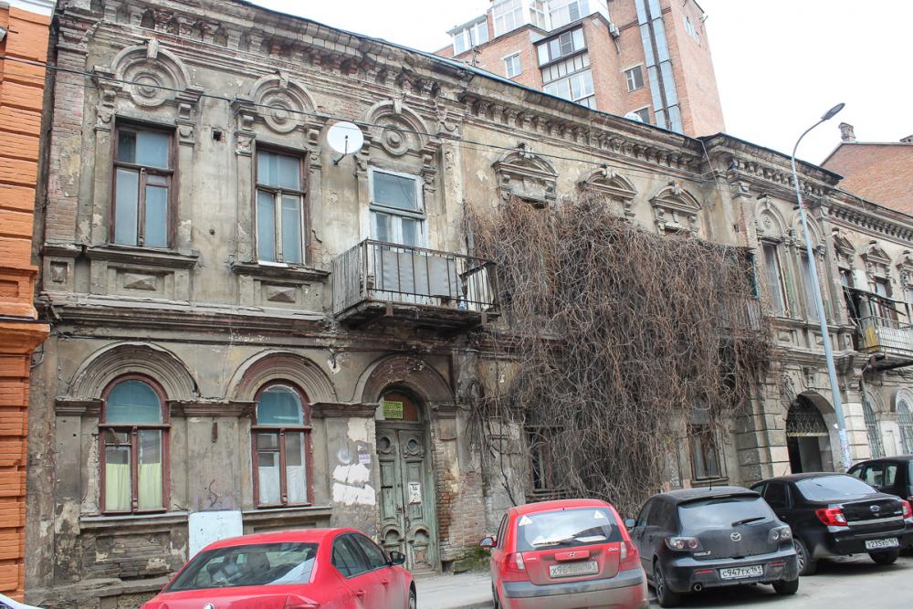 Карта позора Ростова: дом почетного гражданина города, о котором власти забыли