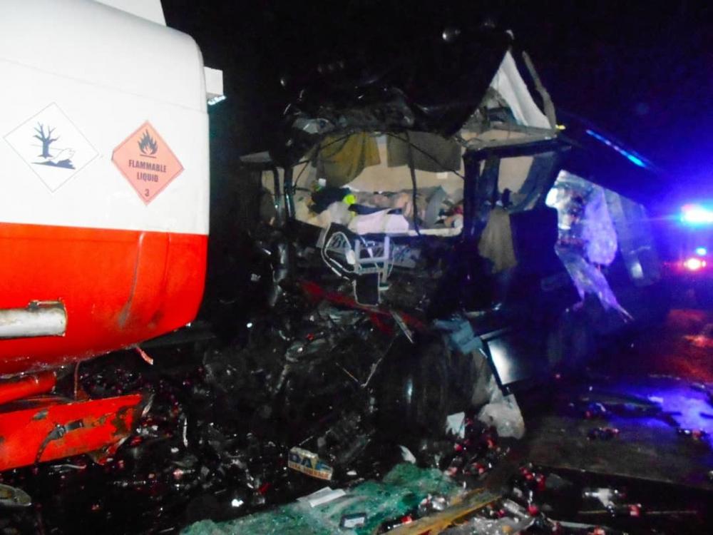 Спасатели опубликовали страшные кадры с места ДТП в Ростове