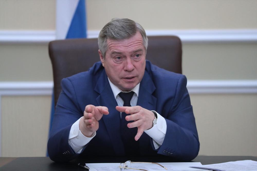 Тема с часами губернатора Ростовской области за 6,5 млн рублей вышла на федеральный уровень