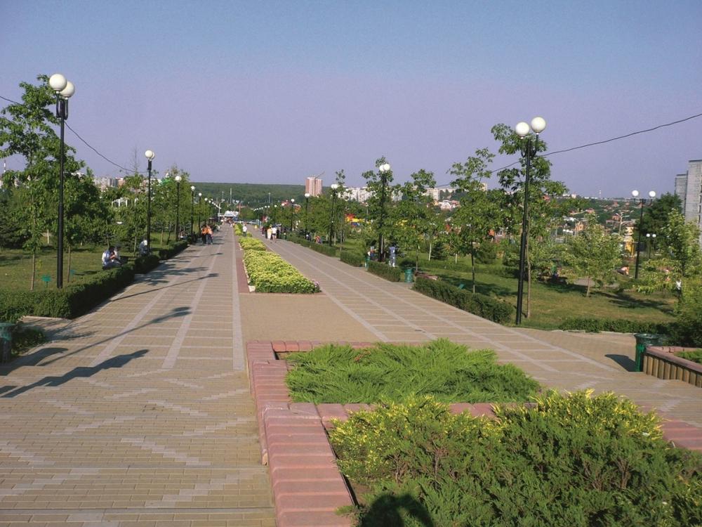 ВРостове верхний парк «Дружба» благоустроят за15млн рублей