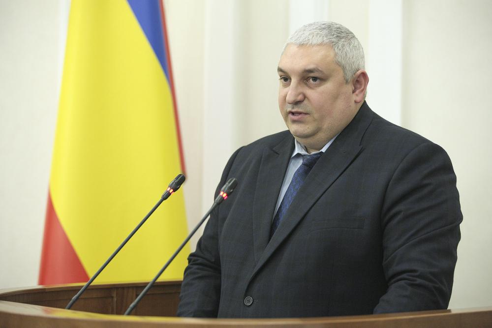 Экс-министр строительства Ростовской области арестован на два месяца