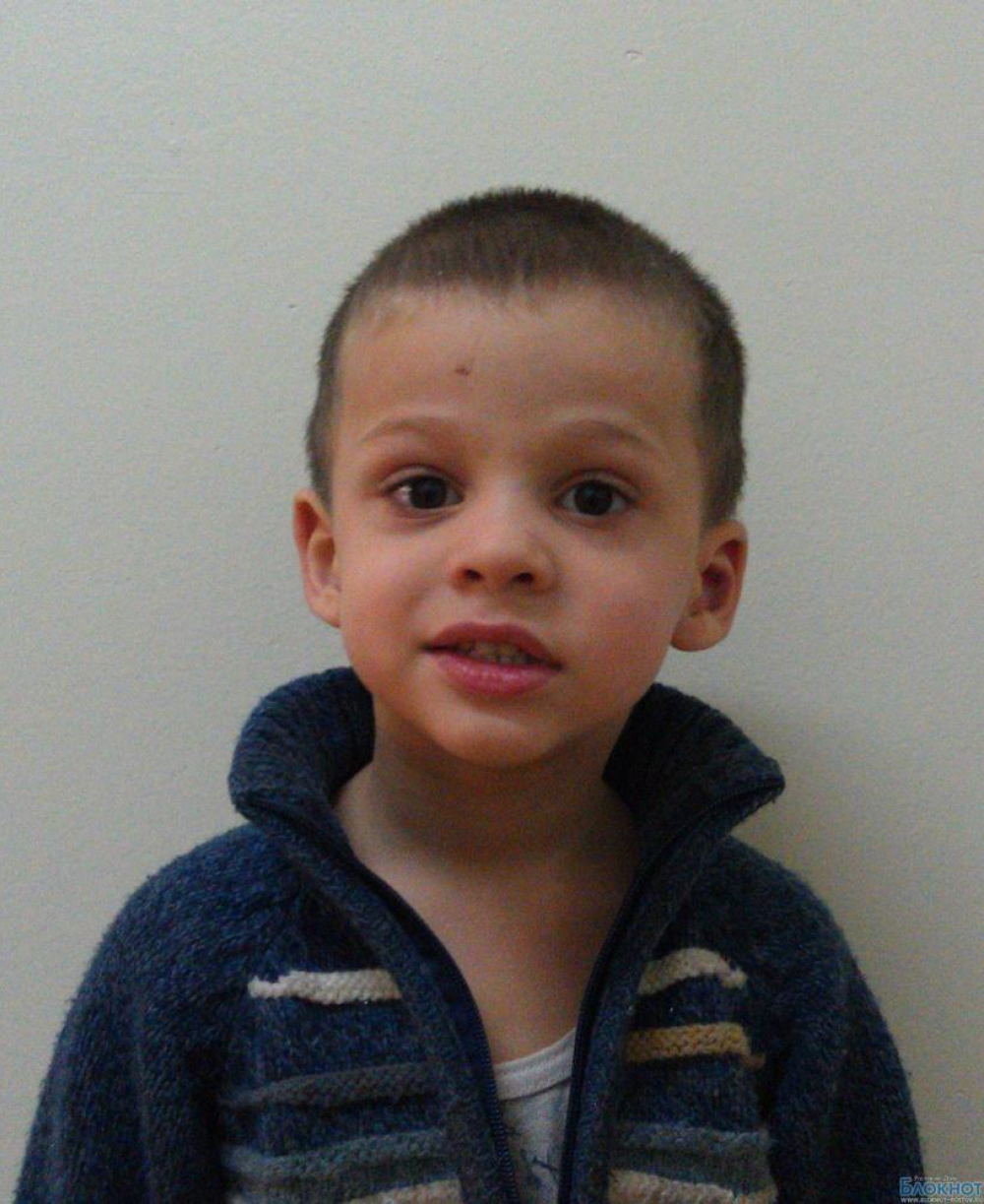В Донецке нашли маму трехлетнего мальчика