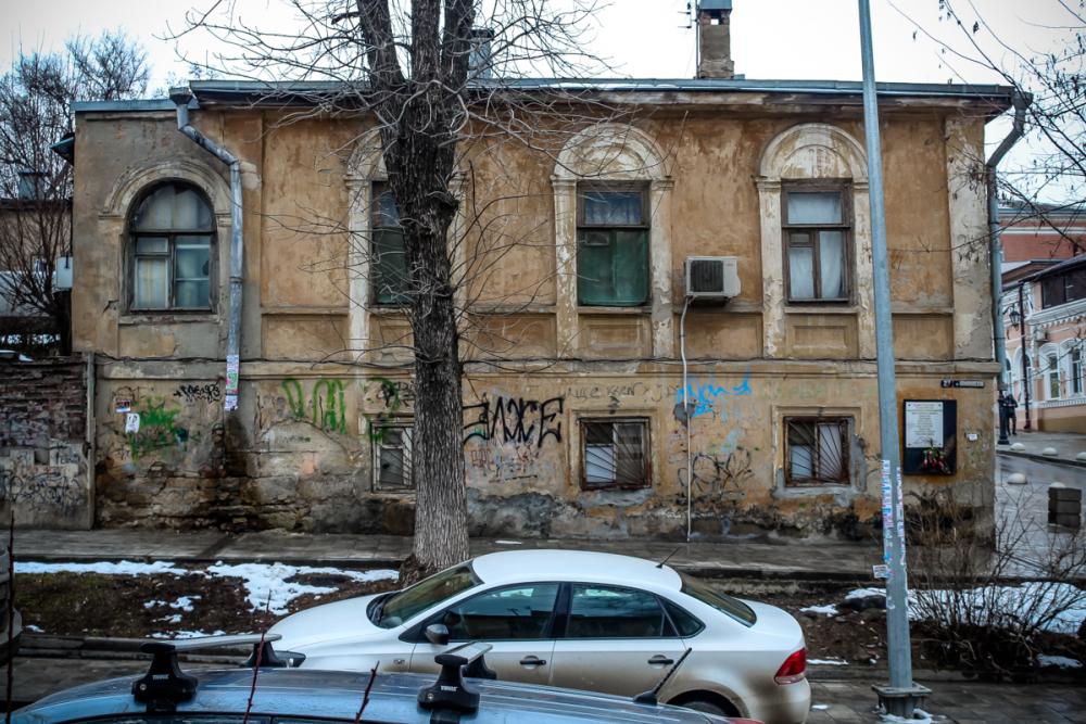 Карта позора Ростова. Дома в центре города, на которые без боли не взглянешь