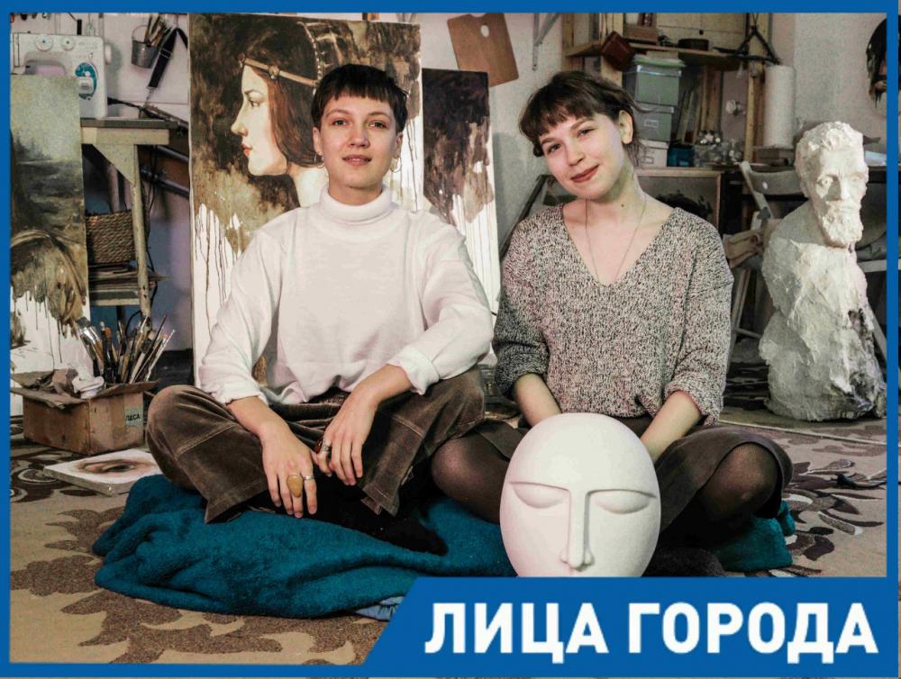 «Мы хотим прививать любовь к искусству», - творческие ростовчанки Лидия Железняк и Тамара Ананьева