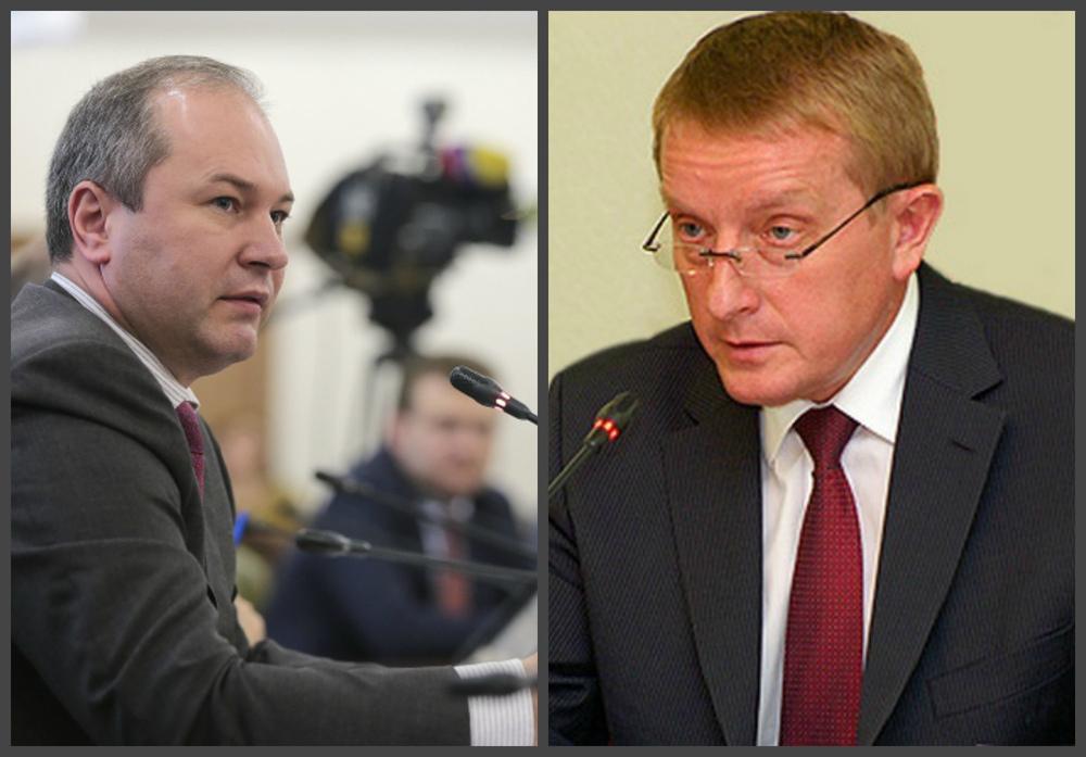 Сергей Горбань стал неугоден наверху, и его сменит Виталий Кушнарев